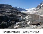 footbridge of corbassi re with...   Shutterstock . vector #1269743965