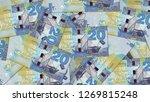 Kuwait Kwd Banknote As...