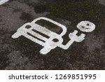 tenterdon  kent  england  uk....   Shutterstock . vector #1269851995