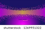 business abstract background. | Shutterstock .eps vector #1269951322