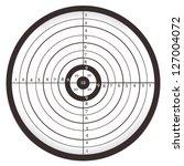 Shooting target vector download 126 templates page 1 for Bullseye template printable