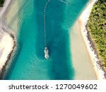 tallebudgera creek gold coast | Shutterstock . vector #1270049602