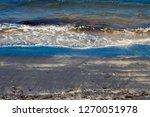 dark mineral ilmenite... | Shutterstock . vector #1270051978