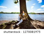 st petersburg  russia   may 23  ... | Shutterstock . vector #1270081975