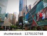 singapore   february 10  2016 ... | Shutterstock . vector #1270132768