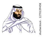 Mohammad Bin Salman Vector...