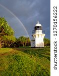 rainbow at fingal  new south... | Shutterstock . vector #1270156222