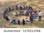 west bengal  india  december 25 ... | Shutterstock . vector #1270211968