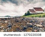 trondenes  norway   july 9 ... | Shutterstock . vector #1270220338