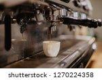 coffee espresso. espresso...   Shutterstock . vector #1270224358