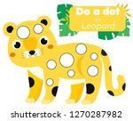 eduational children game. do a...   Shutterstock .eps vector #1270287982