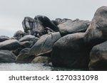 Rock Formations In Belitung...