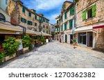 street in split historical...   Shutterstock . vector #1270362382