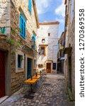 View At Town Trogir  Old...