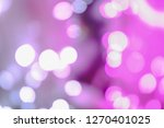 abstract purple pink and white... | Shutterstock . vector #1270401025
