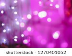abstract purple pink and white... | Shutterstock . vector #1270401052