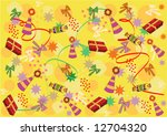 happy birthday | Shutterstock .eps vector #12704320
