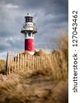 Lighthouse In Nieuwpoort....