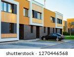 apartment modern townhouse... | Shutterstock . vector #1270446568
