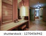 interior of turkish sauna ...   Shutterstock . vector #1270456942