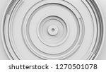3d abstract technology... | Shutterstock . vector #1270501078