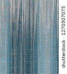 modern ikat  patchwork vertical ... | Shutterstock . vector #1270507075