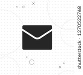 mail icon  vector best flat...   Shutterstock .eps vector #1270522768