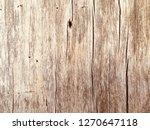 grunge wood texture background | Shutterstock . vector #1270647118