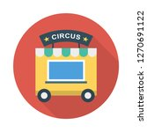 stall   circus   shop  | Shutterstock .eps vector #1270691122