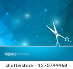 abstract creative concept... | Shutterstock .eps vector #1270744468