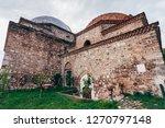 2. murat hamam  bath from15th...   Shutterstock . vector #1270797148