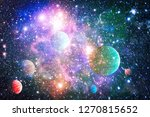 Nebula Open Cluster Stars Universebeautiful - Fine Art prints