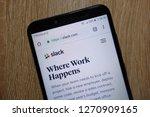 konskie  poland   december 28 ...   Shutterstock . vector #1270909165