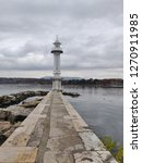 a view of the lighthouse at... | Shutterstock . vector #1270911985