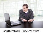 business man working with is...   Shutterstock . vector #1270914925