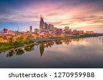 nashville  tennessee  usa... | Shutterstock . vector #1270959988