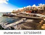 pictorial puerto di santiago   ... | Shutterstock . vector #1271036455