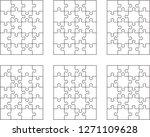 vector illustration of six...   Shutterstock .eps vector #1271109628