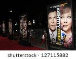los angeles   feb 4  poster at... | Shutterstock . vector #127115882