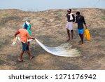 thiruvallur district ponneri... | Shutterstock . vector #1271176942