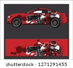car and vehicle  abstract...   Shutterstock .eps vector #1271291455