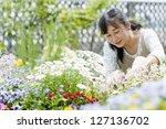 gardening | Shutterstock . vector #127136702