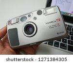 yogyakarta  indonesia   january ... | Shutterstock . vector #1271384305