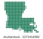 map of louisiana   Shutterstock .eps vector #1271416582