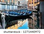 bacino orseolo dockyard near ...   Shutterstock . vector #1271440972