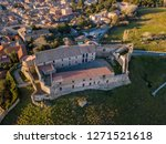 aerial view of the norman...   Shutterstock . vector #1271521618