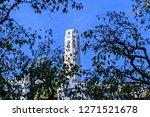 coit tower san francisco... | Shutterstock . vector #1271521678