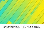abstract geometric background... | Shutterstock .eps vector #1271555032