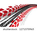 vector automotive banner... | Shutterstock .eps vector #1271570965