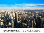 cityscape bangkok metropolis...   Shutterstock . vector #1271646598